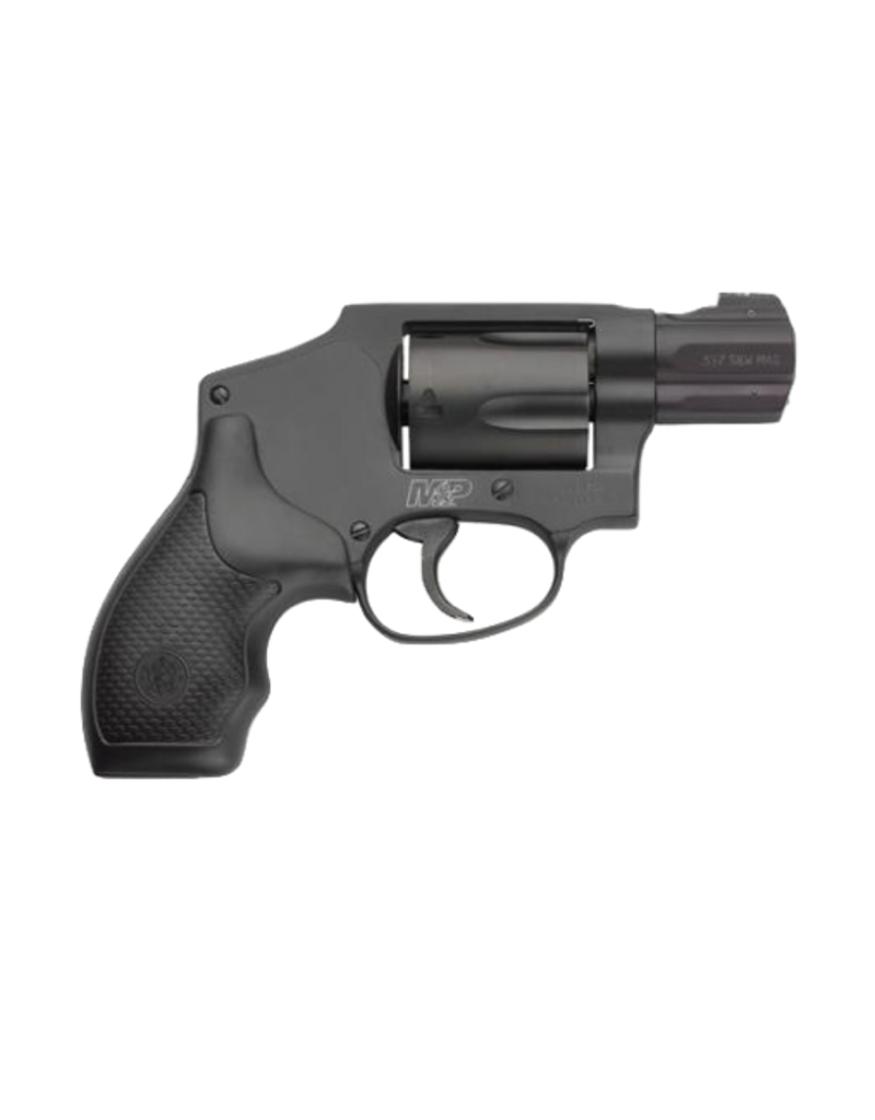 "Smith & Wesson SMITH & WESSON M&P 340, #163072, 357MAG, 2"", BLACK, SCANDIUM/STAINLESS"