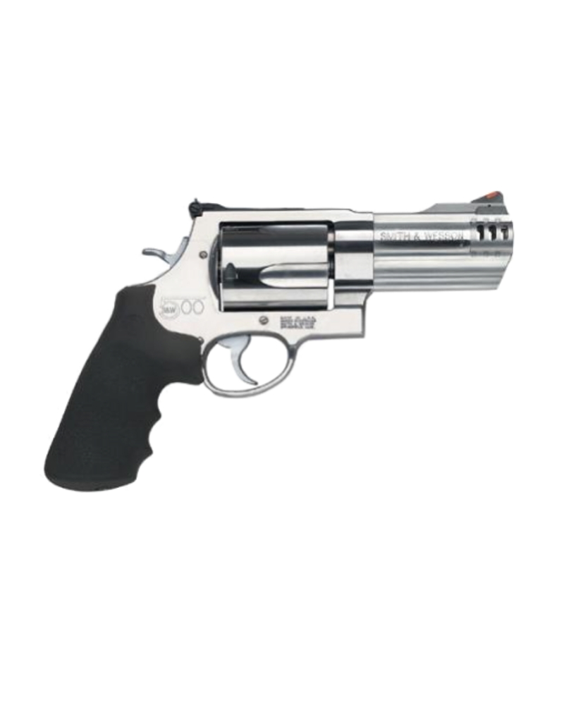 "Smith & Wesson SMITH & WESSON 500, #163504, 500S&W, 4"" STAINLESS"