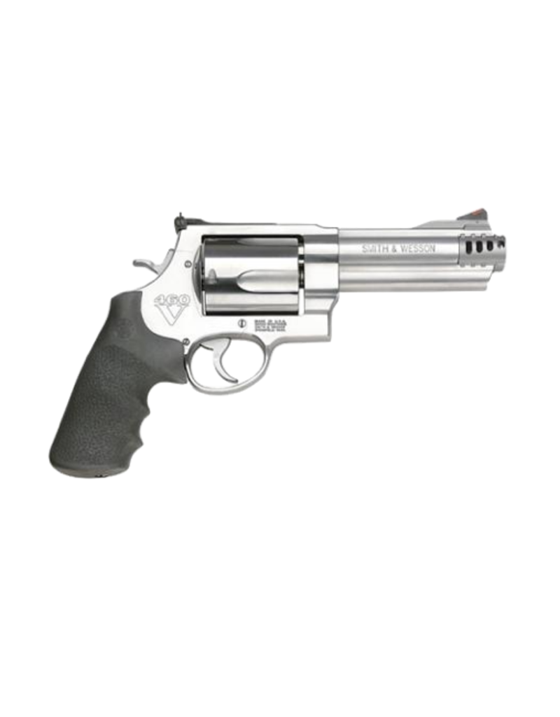 """Smith & Wesson SMITH & WESSON 460XVR, #163465, 460 S&W MAGNUM, 5"""" STAINLESS"""