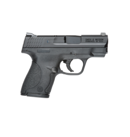 Smith & Wesson SMITH & WESSON M&P SHIELD, #180021, 9MM, WITH THUMB SAFTEY