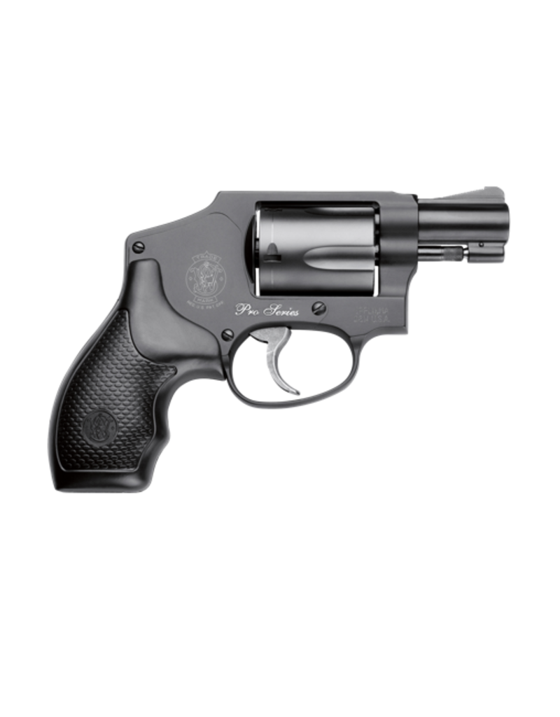 """Smith & Wesson SMITH & WESSON 442 CENTENNIAL AIRWEIGHT, #178041, 38SPEC, 2"""", BLUE, HAMMERLESS, FULL MOON CLIPS"""