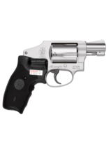 """Smith & Wesson SMITH & WESSON 642CT AIRWEIGHT, #163811, LASER GRIP, 38SPEC, 2"""", S/S, HAMMERLESS"""