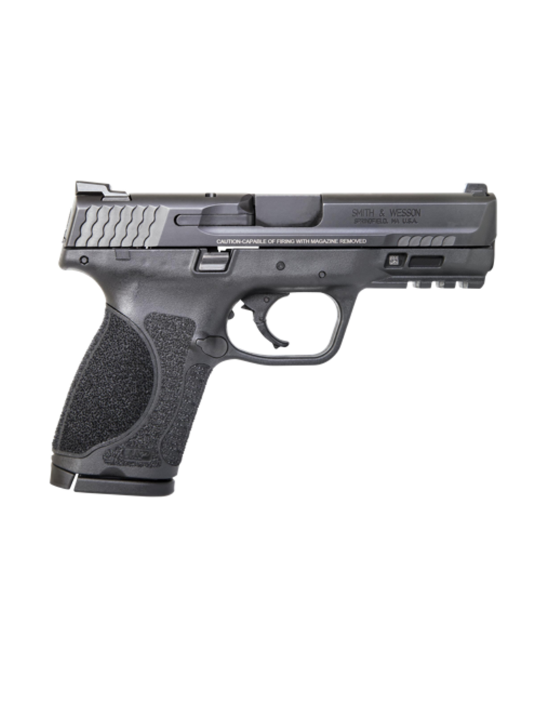 """Smith & Wesson SMITH & WESSON M&P 9 M2.0 COMPACT, #11683, 9MM, ARMORNITE FINISH,  4"""", 15RD, 2 MAGAZINES"""