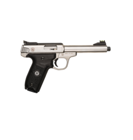 Smith & Wesson SMITH & WESSON SW22 VICTORY, #10201, 22LR, WITH THREADED BARREL