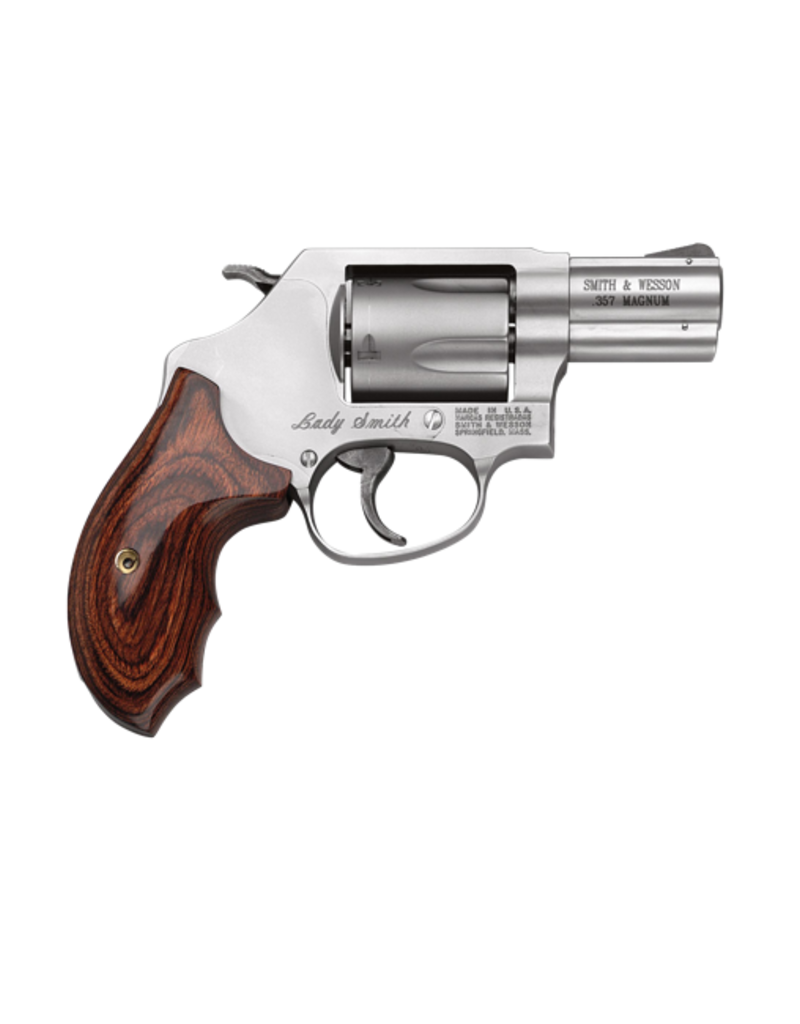 """Smith & Wesson SMITH & WESSON 60 LADYSMITH, #162414, 357MAG, 2"""", S/S, CASE"""