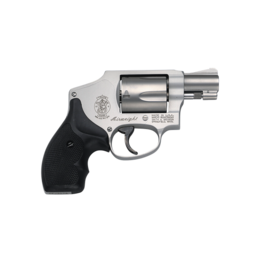 "Smith & Wesson SMITH & WESSON 642 AIRWEIGHT, #163810, 38SPEC, 2"", S/S, HAMMERLESS"