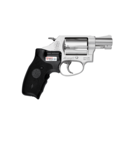 """Smith & Wesson SMITH & WESSON 637, #163052, LASER GRIP, 38SPEC, 2"""", S/S, HAMMER"""
