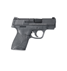 Smith & Wesson SMITH & WESSON M&P 9 SHIELD M2.0, #11806, 9MM, THUMB SAFETY, 2 MAGAZINES