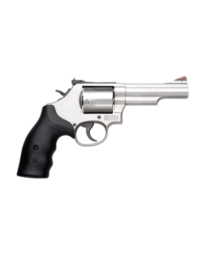 """Smith & Wesson SMITH & WESSON 69 COMBAT MAGNUM, #162069, 44MAG, 4.25"""", S/S"""