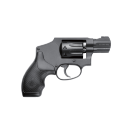 "Smith & Wesson SMITH & WESSON 43C, #103043, AIRLITE CENTENNIAL, 22LR, 2"", BLACK, 8RDS"