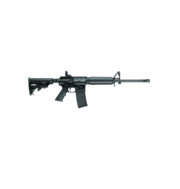 "Smith & Wesson SMITH & WESSON M&P15 SPORT II, #10202, STANDARD HB, 5.56, 16"", PARKERIZED, W/ DUST COVER & FORWARD ASSIST"