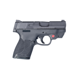 Smith & Wesson SMITH & WESSON M&P 9 SHIELD M2.0 CRIMSON TRACE LASER, #11671, 9MM, THUMB SAFETY, 2 MAGAZINES