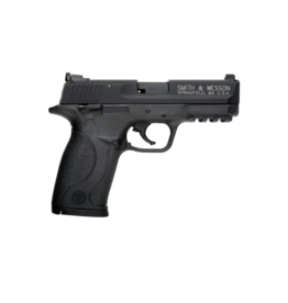 "Smith & Wesson SMITH & WESSON M&P 22 COMPACT PISTOL, #108390, 22LR, 3.56"", BLACK, FIXED SIGHTS"