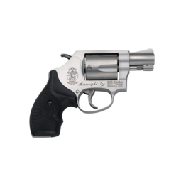 "Smith & Wesson SMITH & WESSON 637, #163050, 38SPEC, 2"", S/S, HAMMER"
