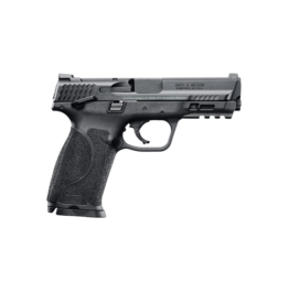 "Smith & Wesson SMITH & WESSON M&P 9 M2.0, #11524, 9MM, 4.25"", 17RD, AMBI TS, BLACK FINISH, 2 MAGAZINES"