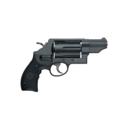 "Smith & Wesson SMITH & WESSON GOVERNOR, #162411, LASER, 45LC/.410, 2.75"", BLACK SCANDIUM, FRONT NIGHT SIGHT"
