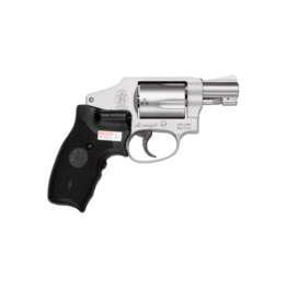 """Smith & Wesson SMITH & WESSON 642CT AIRWEIGHT, #150972, LASER GRIP, 38SPEC, 2"""", S/S, HAMMERLESS, NO LOCK"""