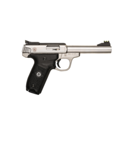"Smith & Wesson SMITH & WESSON SW22 VICTORY, #108490, 22LR, 5.5"", STAINLESS"
