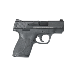 Smith & Wesson SMITH & WESSON M&P 40 SHIELD M2.0, #11812, 40S&W, THUMB SAFETY, 2 MAGAZINES