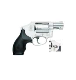 "Smith & Wesson SMITH & WESSON 642, #103810, 38SPEC, 2"", S/S, HAMMERLESS, NO LOCK"