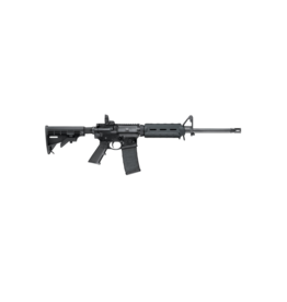 "Smith & Wesson SMITH & WESSON M&P15 SPORT II MOE M-LOK, #10305, STANDARD HB, .223, 16"", PARKERIZED, W/ DUST COVER & FORWARD ASSIST, W/ M-LOK RAIL AND MOE M-LOK HANDGUARD"