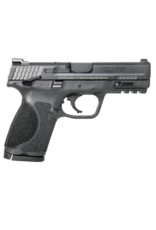 "Smith & Wesson SMITH & WESSON M&P 9 M2.0 COMPACT TS, #11686, 9MM, ARMORNITE FINISH,  4"", 15RD, 2 MAGAZINES, THUMB SAFETY"