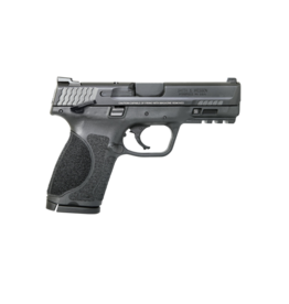 """Smith & Wesson SMITH & WESSON M&P 9 M2.0 COMPACT TS, #11686, 9MM, ARMORNITE FINISH,  4"""", 15RD, 2 MAGAZINES, THUMB SAFETY"""
