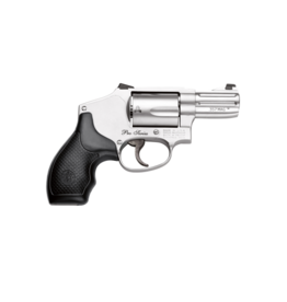 "Smith & Wesson SMITH & WESSON 640 PRO, #178044, 357MAG, 2"", S/S, NIGHT SIGHT, FULL MOON CLIPS"