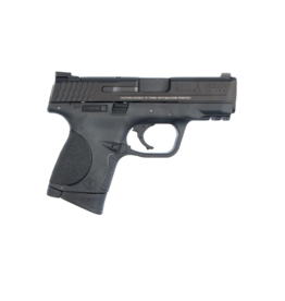 """Smith & Wesson SMITH & WESSON M&P 40C, #307303, 40S&W, 3.5"""", ARMORNITE, FIXED SIGHTS, NO MAG SAFETY"""