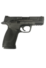 "Smith & Wesson SMITH & WESSON M&P 45 MID SIZE,  #307507, 45ACP, 4"", ARMORNITE, NIGHT SIGHTS, NO MAG SAFETY, THUMB SAFETY - DISC"