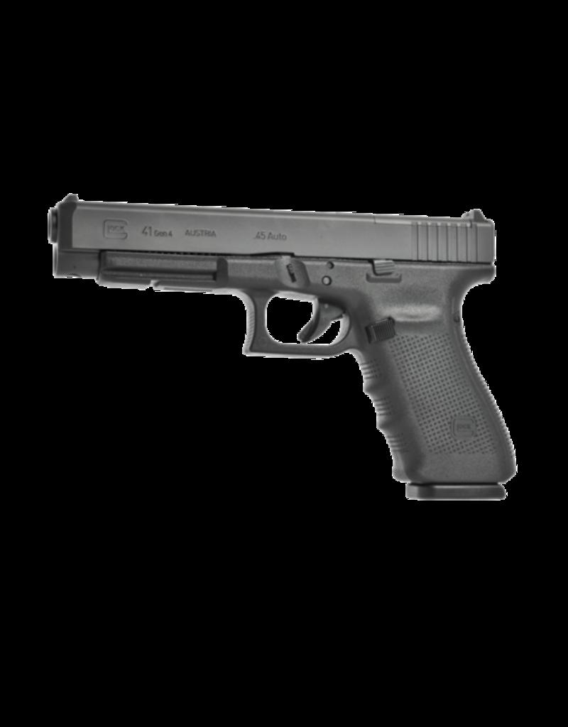 """Glock GLOCK 41 GEN 4 M.O.S, #UG4130102MOS, 45ACP, 5.3"""", 3 MAGS, ADJUSTABLE SIGHTS"""