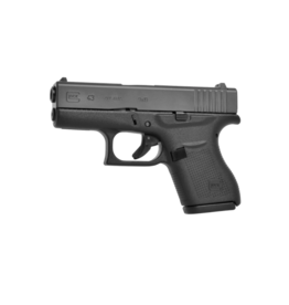 "Glock GLOCK 43, #UI4350202, 9MM, 3.39"", SINGLE STACK, 2 MAGAZINES, FIXED SIGHTS"