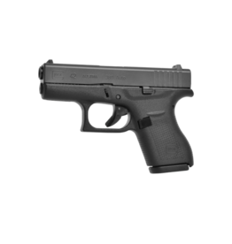 Glock GLOCK 42, #UI42502, .380ACP, 2 MAGAZINES, GLOCK NIGHT SIGHTS