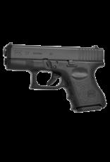 Glock GLOCK 27, #PN2750702, 40S&W, 3.5in., GLOCK NIGHT SIGHTS, 2 MAGS