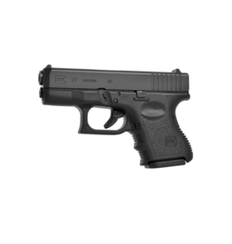 Glock GLOCK 27, #PN2750702, 40S&W, 3.5in., GLOCK NIGHT SIGHTS, 2 MAGS
