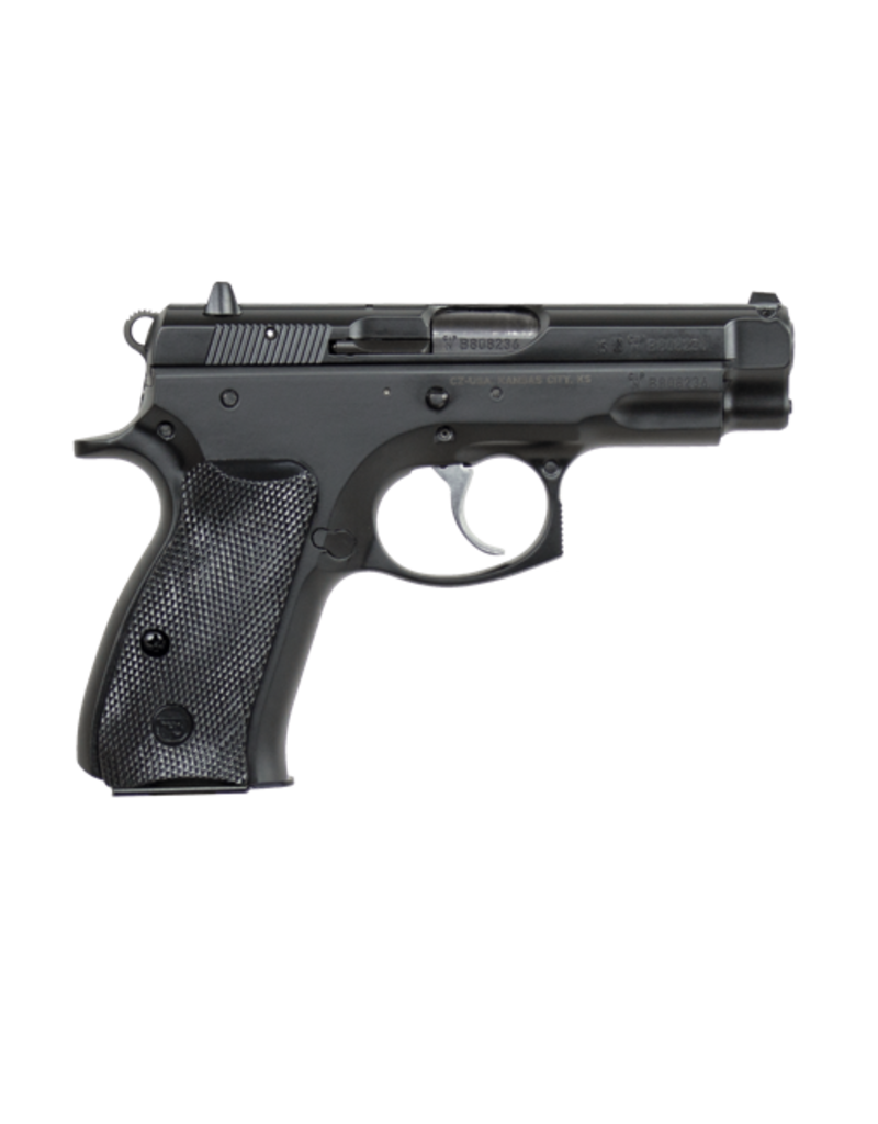 CZ CZ 75 COMPACT, #91190, 9MM, BLACK POLY, STEEL