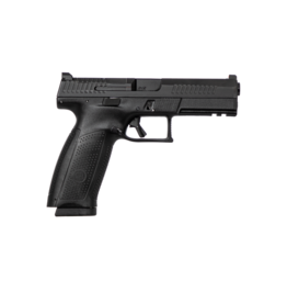 CZ CZ P-10 FULL, #95150, 9MM, 19RDS, BLACK, FRONT NIGHT SIGHT, OPTIC READY, REVERSIBLE MAG CATCH