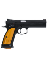 CZ CZ 75 TS ORANGE, #91260, 40S&W, 2-TONE, 17RD MAG