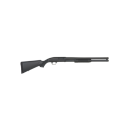 "Mossberg/Maverick MOSSBERG MAVERICK 88 RIOT, #31046, 12GA, 20"", BLUE, PUMP, SYNTH, 8 SHOT"