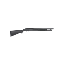 "Mossberg/Maverick MOSSBERG 590 SECURITY TACTICAL, #50778, 12GA, 18.5"", MATTE BLUE, BEAD SIGHT, 7 SHOT"