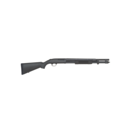 "Mossberg/Maverick MOSSBERG 590 PERSUADER, #50645, 12GA, 20"", BLUE, HEAT SHIELD, 9 SHOT"