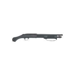 "Mossberg/Maverick MOSSBERG 590, #50657, 20GA, SHOCKWAVE SECURITY, 14"" BARREL, BEAD SIGHT, NO NFA STAMP REQUIRED, 6 SHOT"
