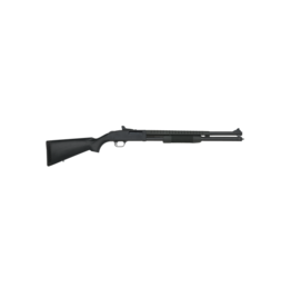 "Mossberg/Maverick MOSSBERG 500 SECURITY TACTICAL, #50567, 12GA, 20"", MATTE BLUE, GHOST RING, HEATSHIELD,  8 SHOT"