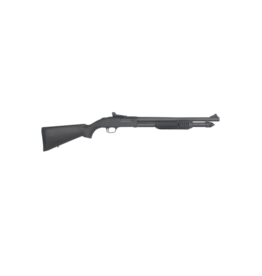 "Mossberg/Maverick MOSSBERG 590A1 SECURITY MILSPEC, #50774, 12GA, 18.5"", PARKERIZED, GHOST RING, TRI-RAIL, 7 SHOT"