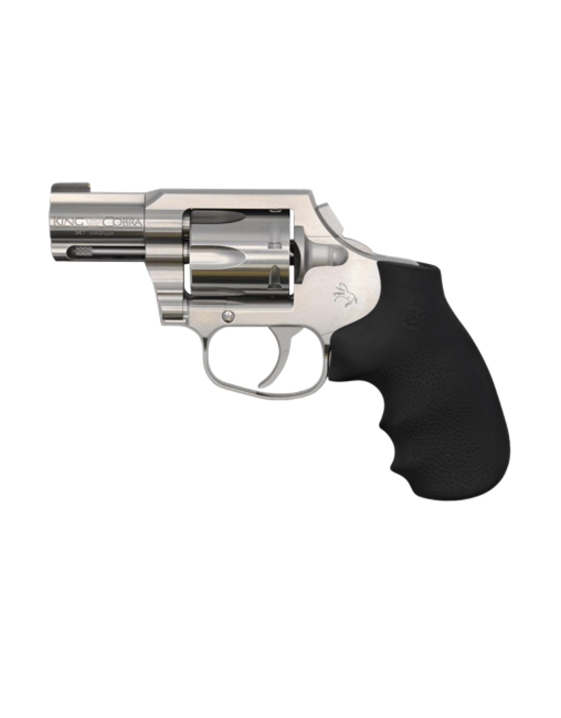 "Colt COLT KING COBRA CARRY REVOLVER, #KCOBRA-SB2BB, 357 MAG, 2"", STAINLESS"