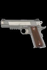"""Colt COLT GOVERNMENT RAIL GUN 1911, #01070RG, RAIL, 45ACP, 5"""", STAINLESS"""
