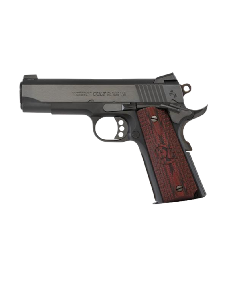 "Colt COLT LW COMMANDER 1911, #04840XE, 45ACP, 4.25"", BLUE"