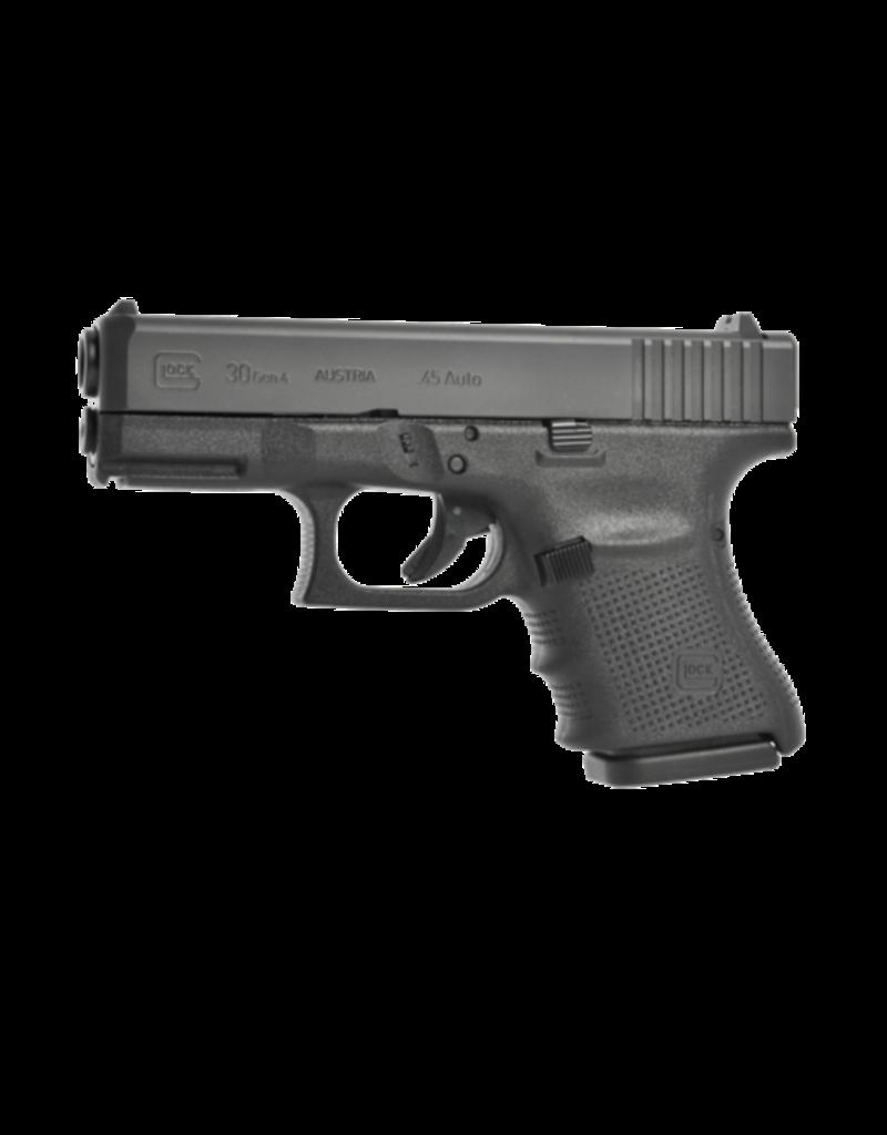 "Glock GLOCK 30, GEN 4, #PG30502, 45ACP, 3.75"", 3 MAGS"