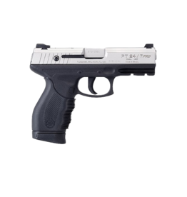 """Taurus TAURUS 24/7 PRO, #1-247409P-15, 40S&W, 4"""", STAINLESS, WITH RAIL, 15 RDS - DISC"""