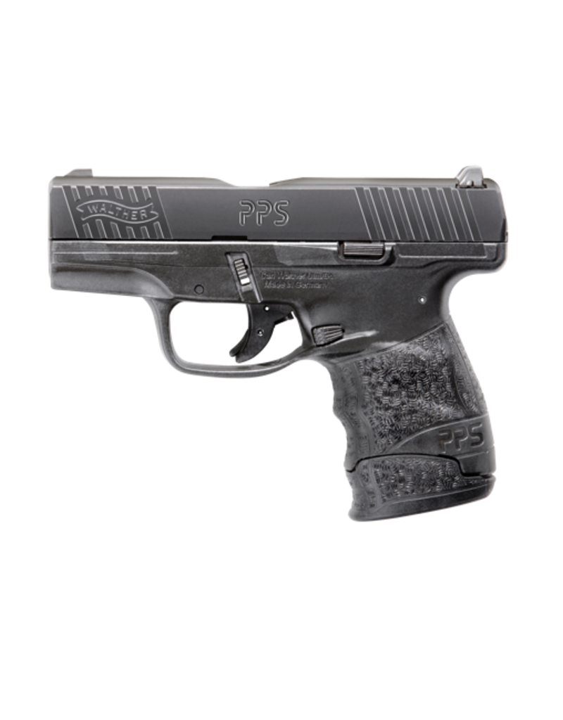 """Walther WALTHER PPS M2 LE EDITION, #2807696, 9MM, 3.2"""", PHOTO LUMINESCENT SIGHTS, MATTE, POLYMER, 8 RDS"""